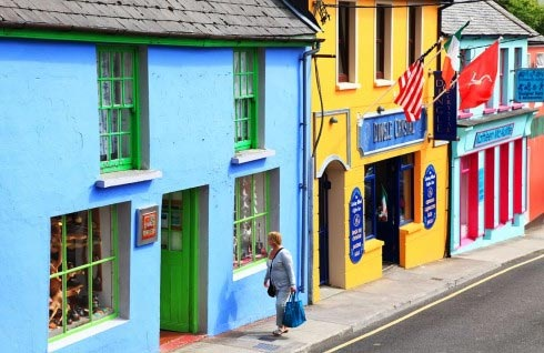Accommodation on the Dingle Peninsula
