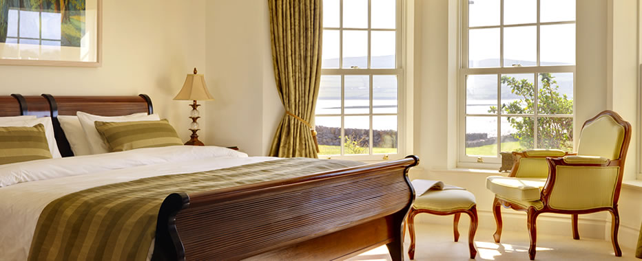 Luxury Bedrooms in Dingle